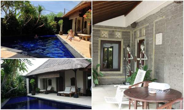 Bali house photo