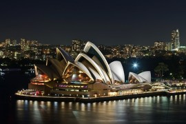 How to celebrate a birthday in Sydney, Australia.
