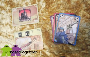 Colt Express, Common Deck