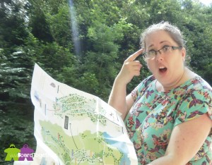 Tammy lost @ Aira Force waterfall
