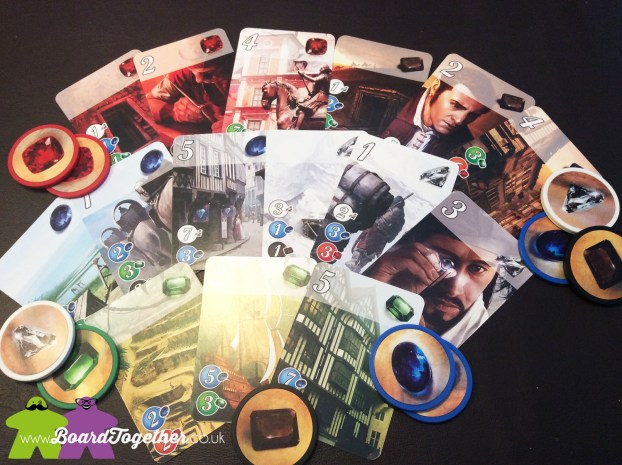 Splendor Card Designs