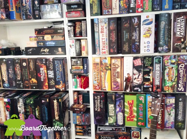 Board Together Game Collection