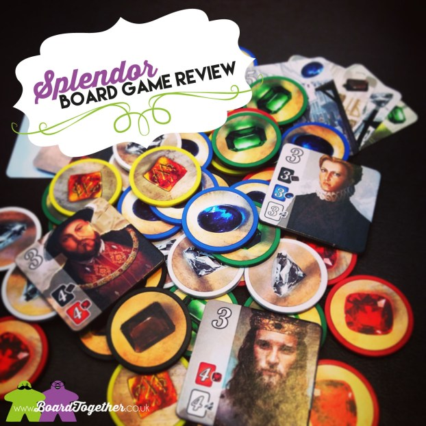 Splendor a Review by Board Together