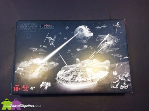 Star Wars, Risk, Black Edition