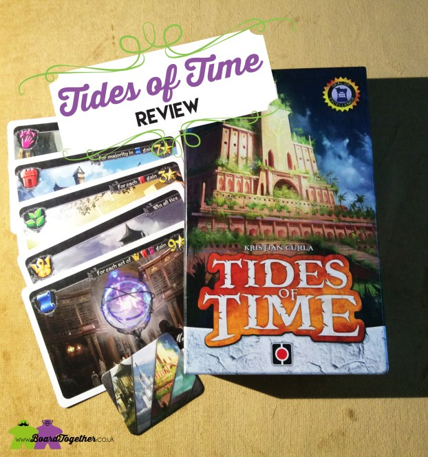 Tides Of Time Cardgame Review