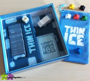 Thin Ice, inside the box
