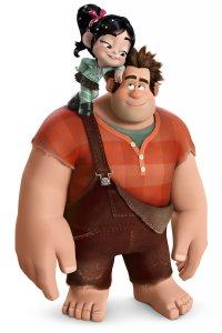 Ralph & Vanellope
