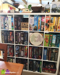 Boardgames Shelfie