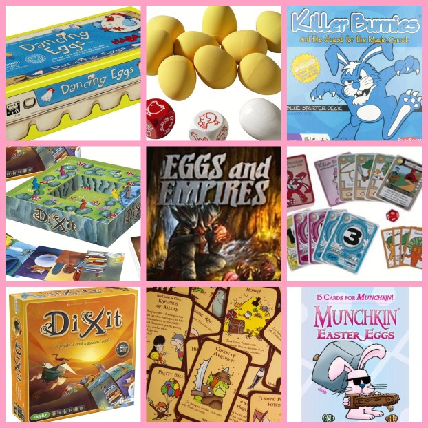 Easter Boardgame Ideas