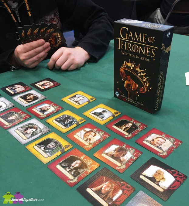 Game of Thrones, Westeros Intrigue