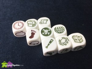 Rory Story Cubes, Pirate Story