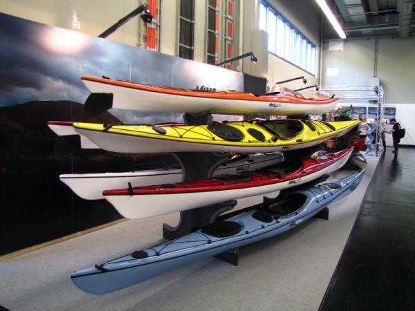 Paddle Expo, alebo Kanumesse 2012 Norimberg