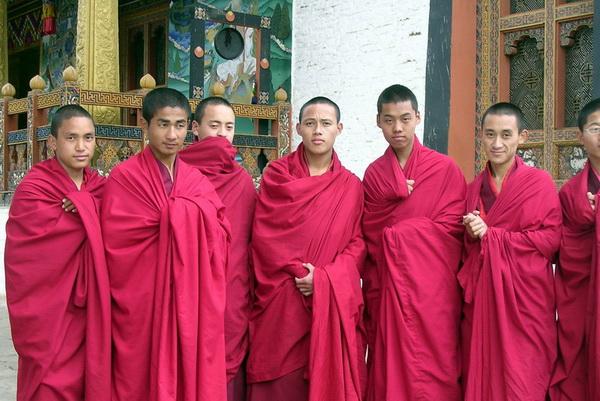 Bhután a Bangladéš