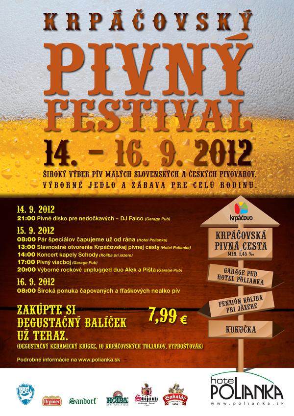Krpáčovský pivný festival