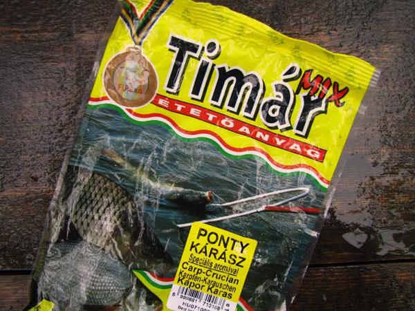 Vnadiaca zmes Timár Mix [Rybárstvo Trnava]