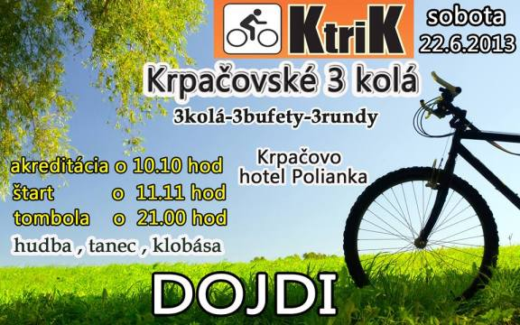 KtriK - Krpáčovské tri kolá 2013