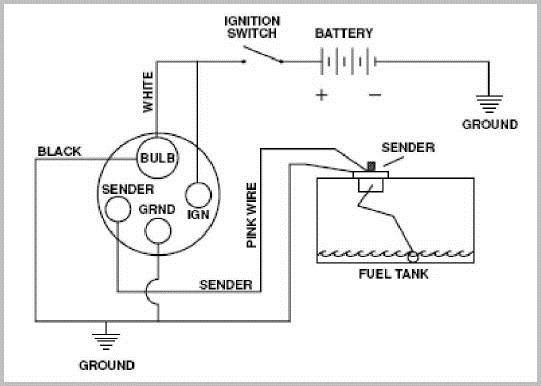 Grounding A Plastic Gas Tank
