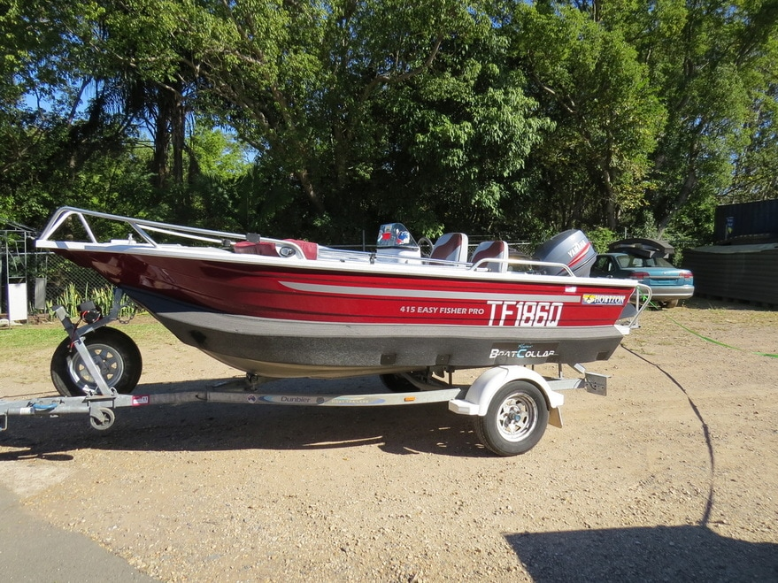415 Horizon Easy Fisher Pro