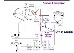 Cummins:QSB Series Cummins QSB Alternator Wiring