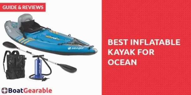 best inflatable kayak for ocean