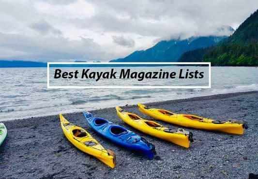 best kayak magazine
