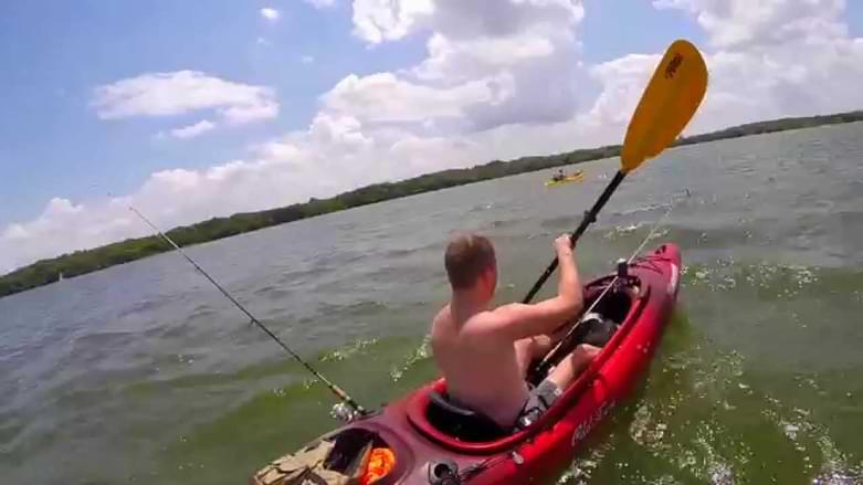 Old Town Vapor 10 Recreational Kayak Review