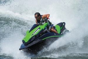 Kawasaki claims its new $16,299 Ultra 310R is the most powerful stock PWC ever built at 310 horsepower.