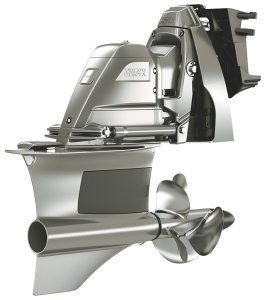 The Volvo Penta Forward Drive is aimed squarely at the water sports segment.
