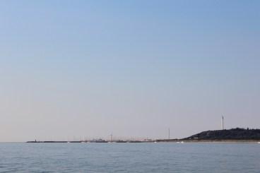 Anholt island dusk summer Denmark