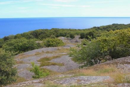 Hanö island sweden water sky blue