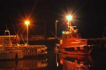hundested seeland denmark calm light boats