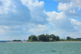 strande marina germany lighthouse
