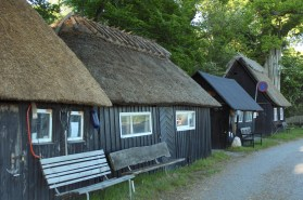 thurø thuro denmark black building