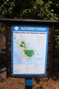 hallands väderö sweden skerry sign island boatingthebaltic.com
