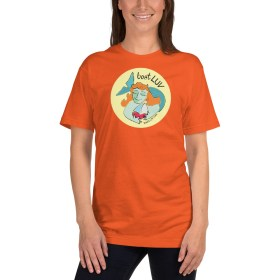 Mermaid Sailor boatLUV T-Shirt (UNISEX) (many colors available)