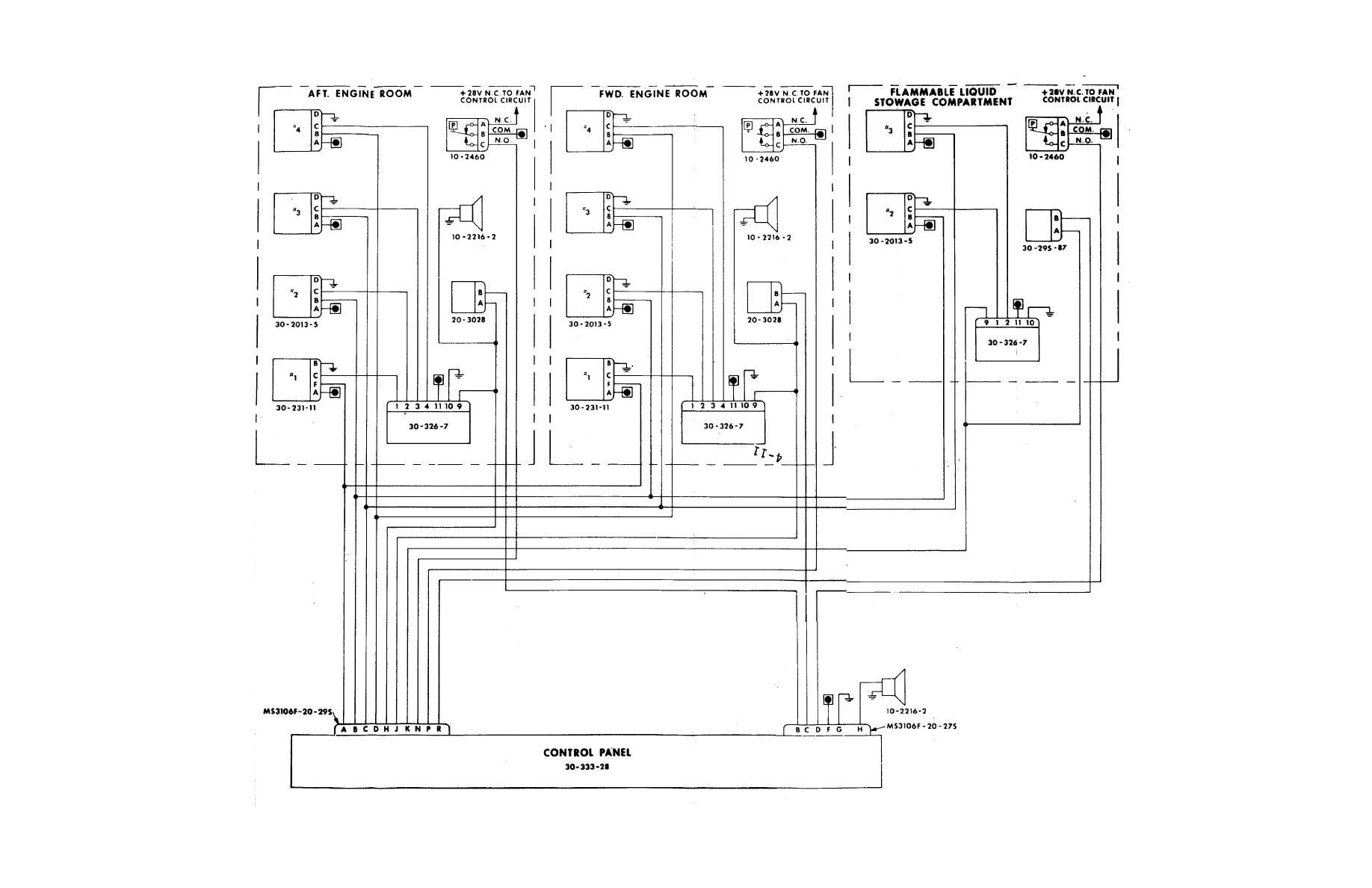Fire Alarm System Wiring Diagrams Images