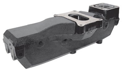 hge 8870 volvo 3 0 liter exhaust manifold part hge 8870