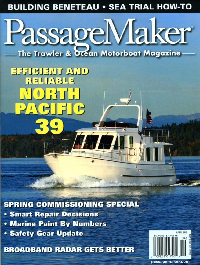 PassageMaker Magazine Yacht Photography