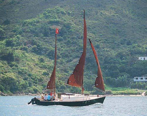 Bahama Mama Shallow Draft Sailing Yacht