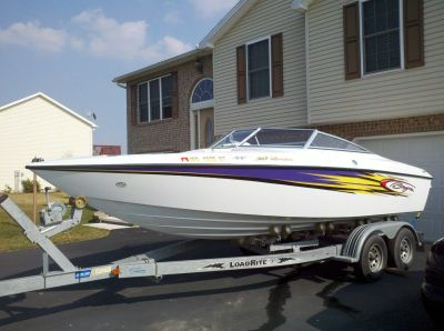 Baja 202 Islander boat for sale from USA
