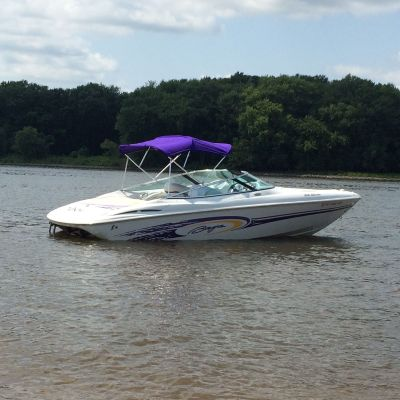 Baja 232 Islander 2002 for sale for $15,000 - Boats-from ...