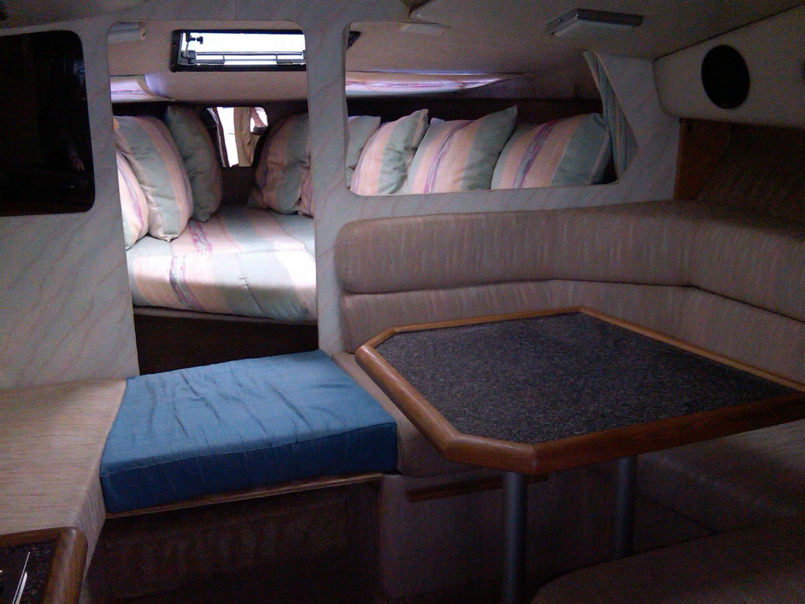Bayliner Boat Interior