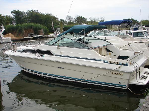 Sea Ray 1986 270 Sundancer Brick7 Boats
