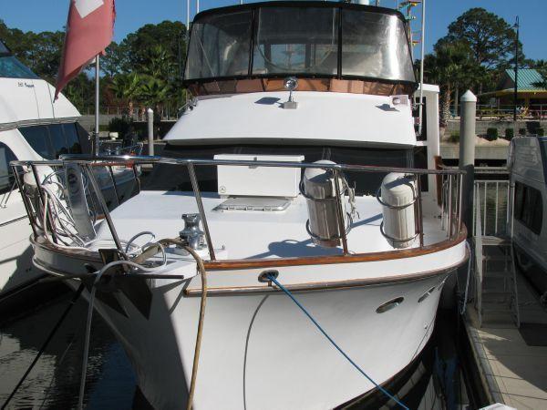 Ocean Alexander 48 Flush Deck Brick7 Boats
