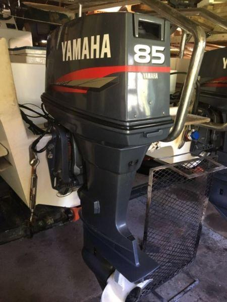 Yamaha Outboards For Brick7 Boats