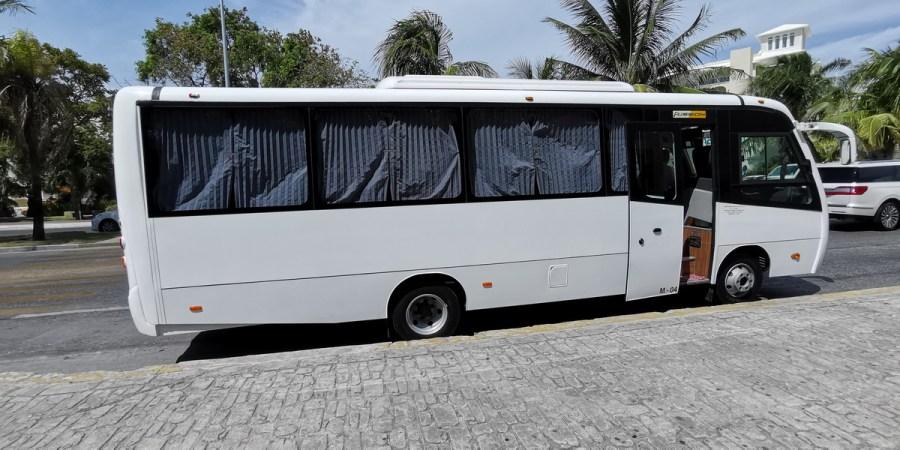 Minibus transfer