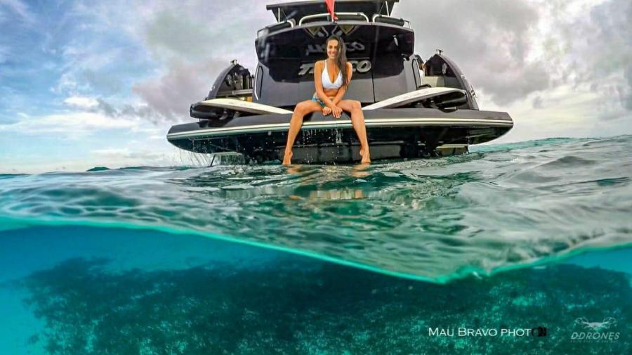 Sunseeker Predator Yacht in rent