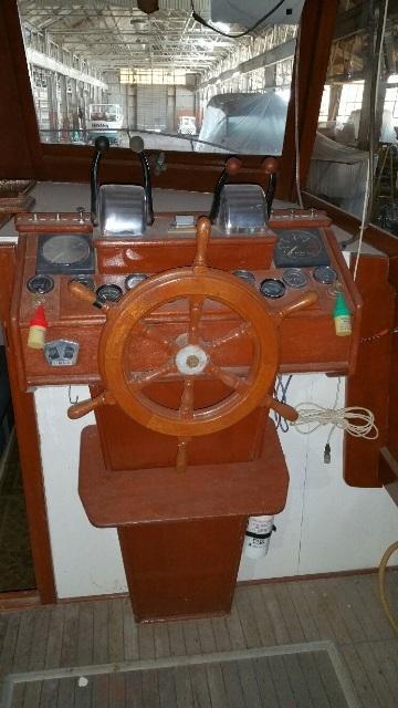 1962 Trojan Yachts 30 Pewaukee WI For Sale 53072