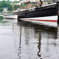 Thoughts on the WoodenBoat Show at Mystic Seaport