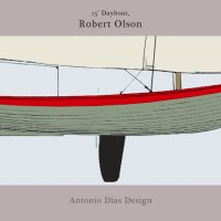 Robert Olson, a 15' Dayboat